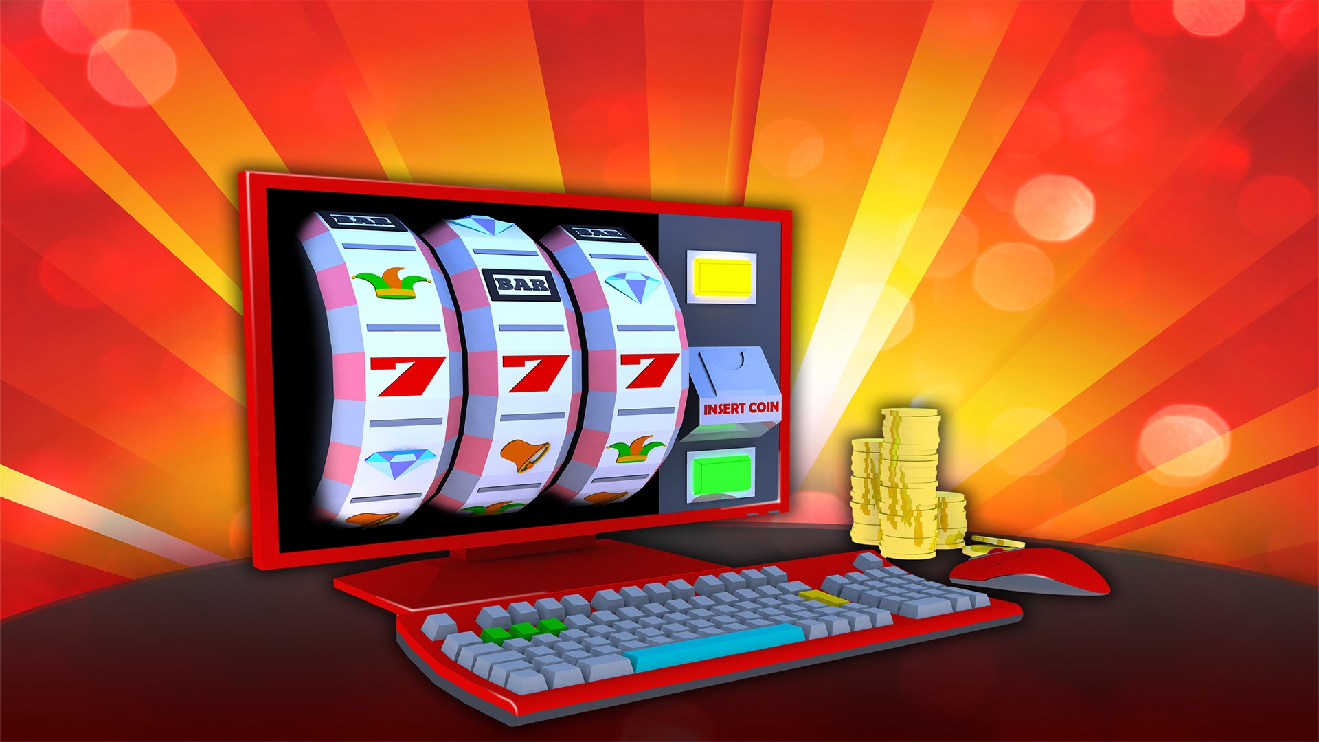Interested in online slot machines?