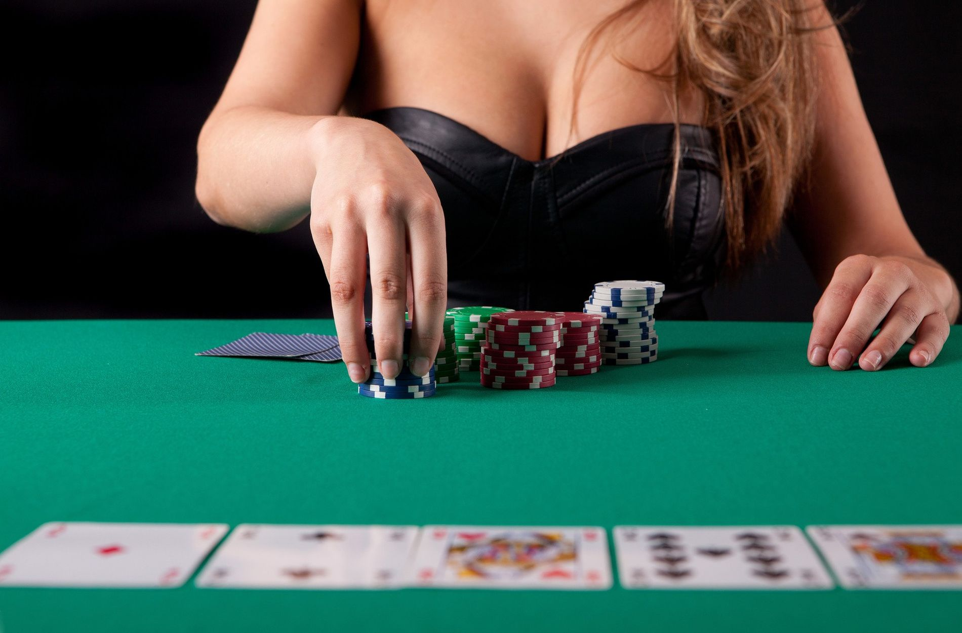What May Casino Do To Make You Change?