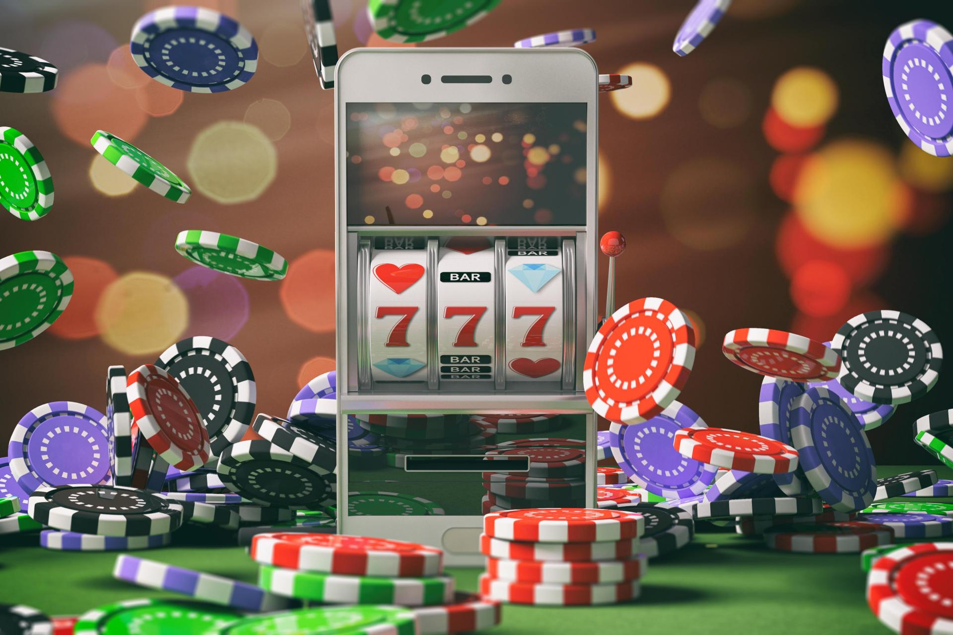 Four Small Changes That Could Have A Huge Impact In Your Casino